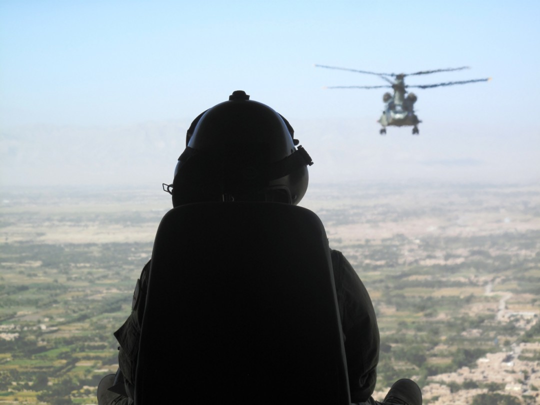 In volo su Herat