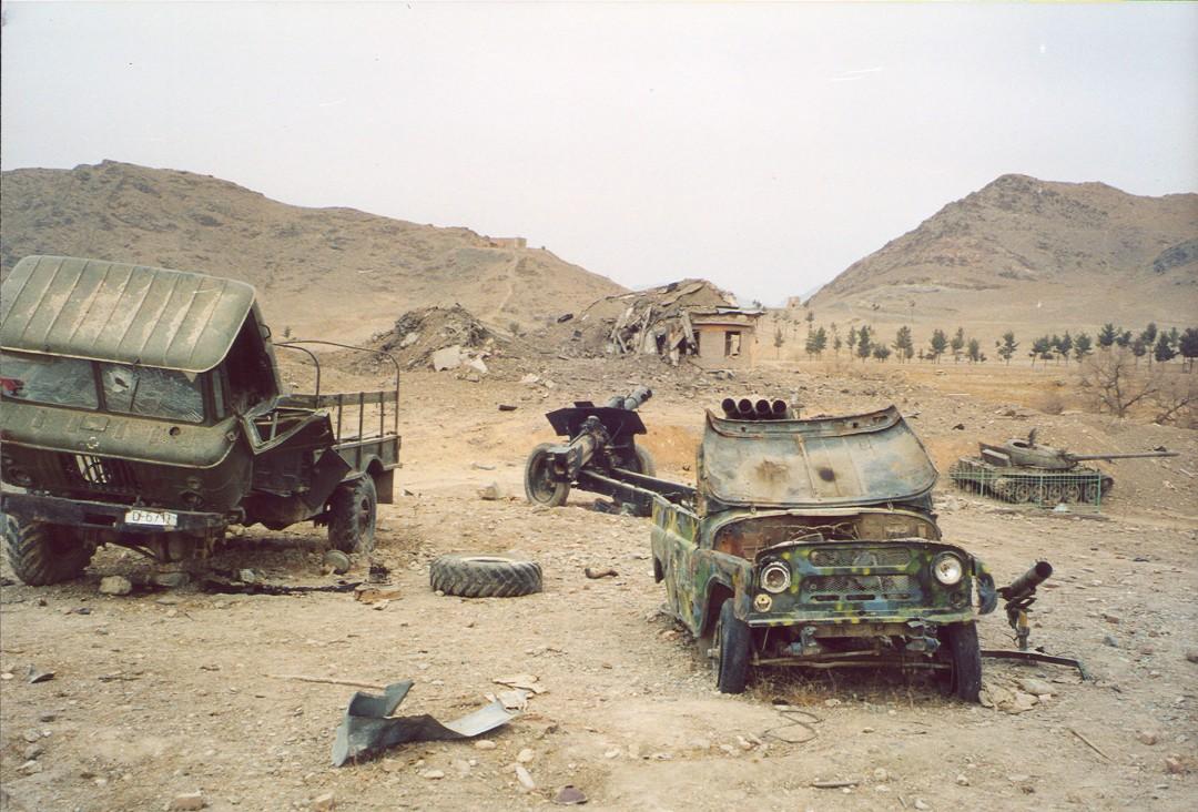 Campo di battaglia