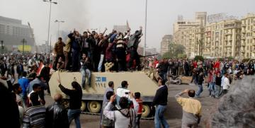 Io, giornalista sotto assedio al Cairo