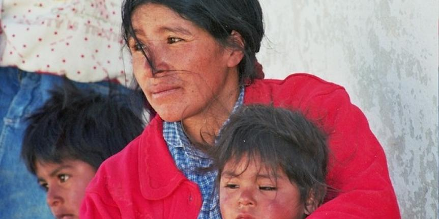 Gli ultimi Indios