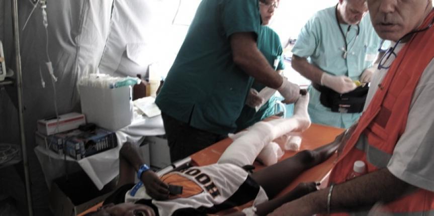 Quello che ho visto ad Haiti