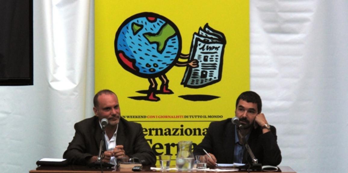 Alfredo Macchi all'Internazionale Festival di Ferrara