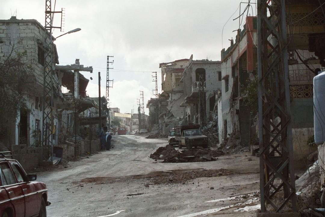 Desolazione nei villaggi abbandonati