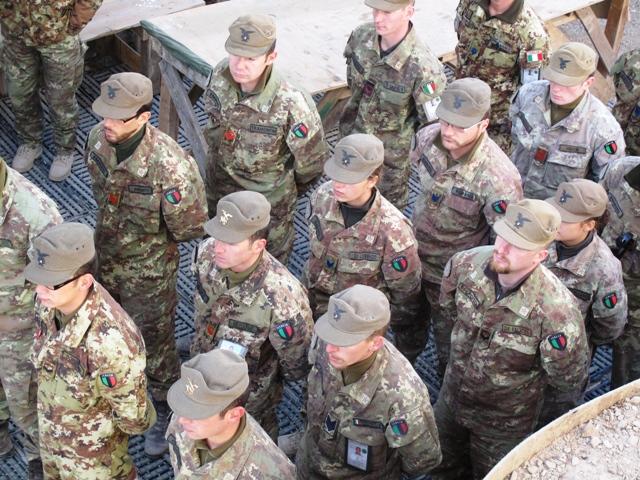 Breafing di preparazione alla missione