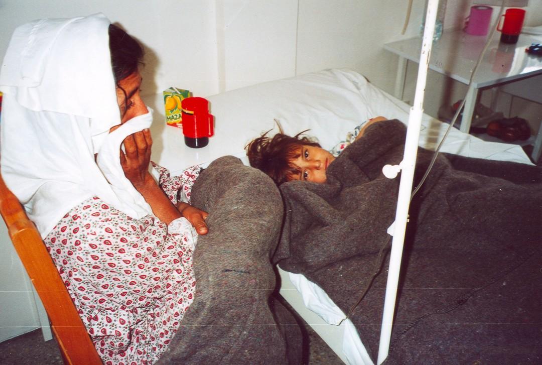 Ospedale di Emergency a Kabul