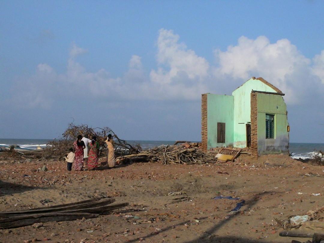 Villaggio nel Tamil Nadu