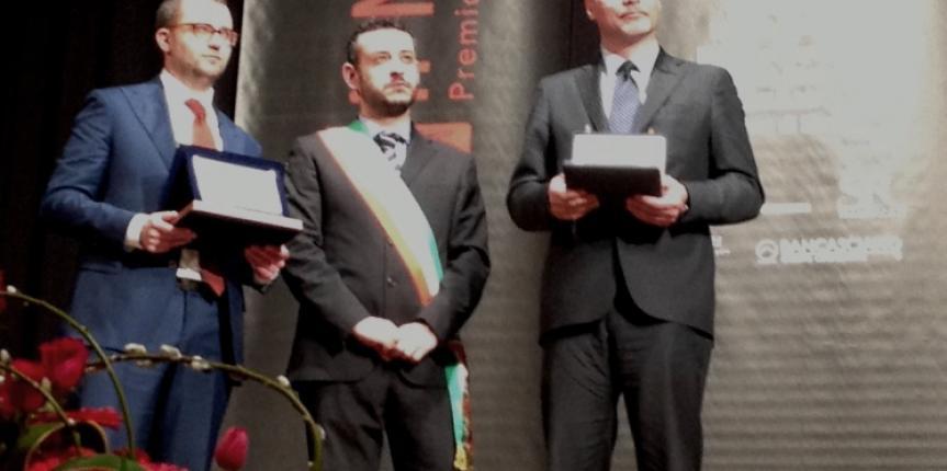 Premio il Molinello per il giornalismo ad Alfredo Macchi