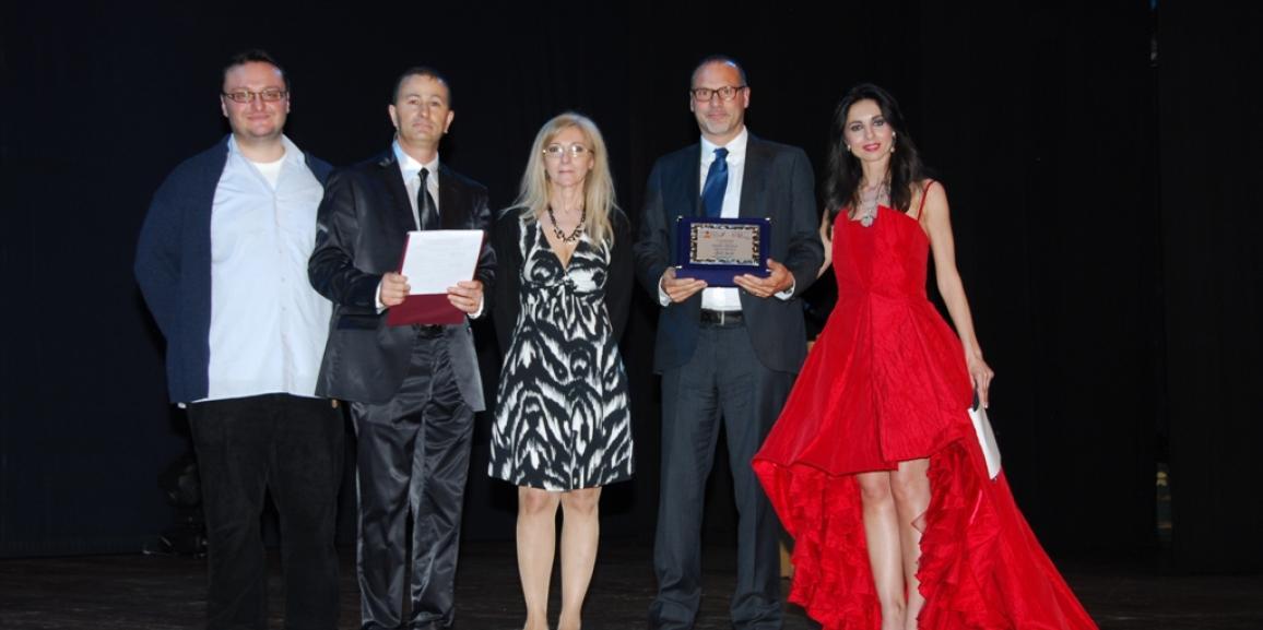 Targa della Critica al Premio Letterario Città di Cattolica