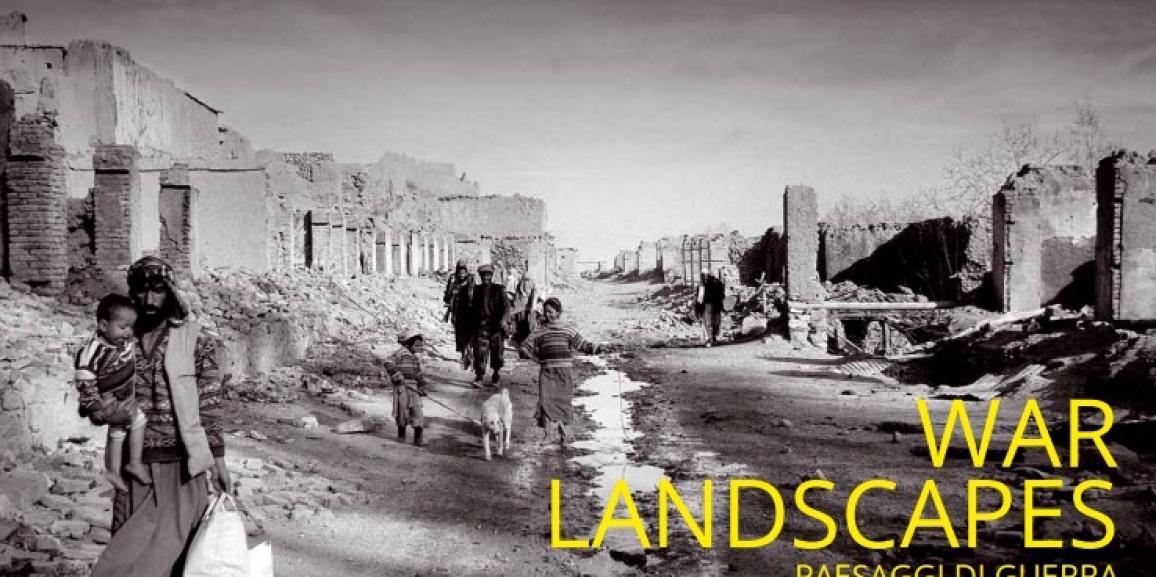 War Landscapes al GNE 2015