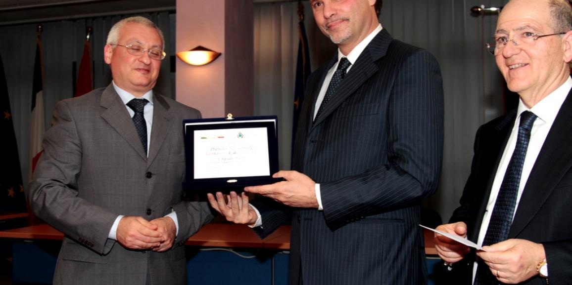Ad Alfredo Macchi il Premio di giornalismo Guido Carletti 2011