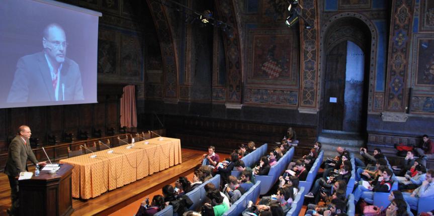 Dietro le quinte del reportage al IJF 2010 di Perugia