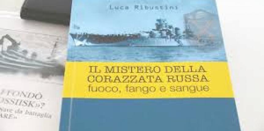 Presentazione del libro di Luca Ribustini
