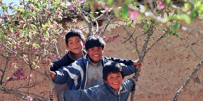 Mostra foto a IMMAGIMONDO 2006